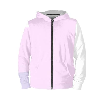 Pink Asymetrical Hoodie.  Copyright 2019 Joanne Shaw.  All rights reserved.
