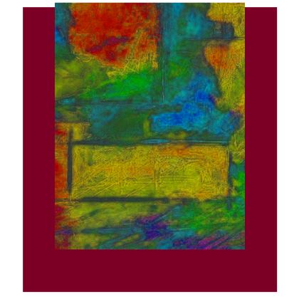 Sports and Fitness -- Vibrant Meadow Slim Fit Mens T-Shirt.  © 2019 Joanne Shaw.  All rights reserved.