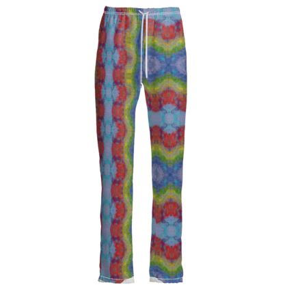 Rainbow Crazy Womens Trousers