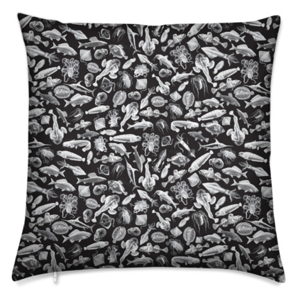 Cushion / Aquatic Sea Creatures