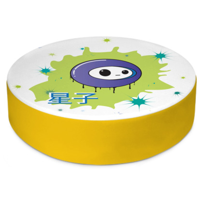 BUGALUG ROUND FLOOR CUSHION