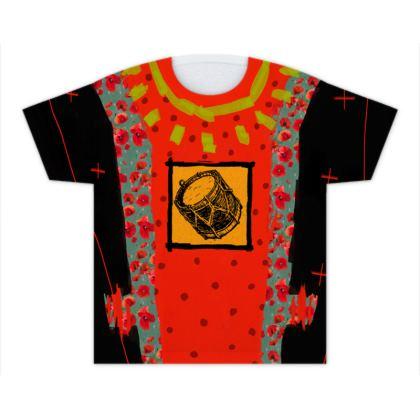Tee-shirt  pour enfant fille