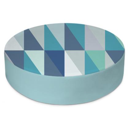 Round Floor Cushions - Go Geo!