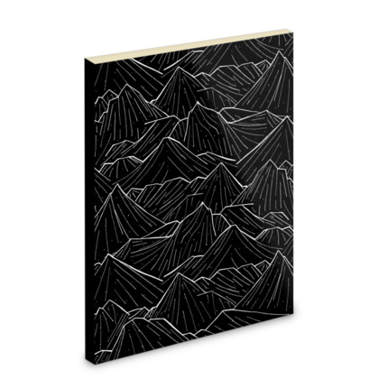 The Dark Mountains Pocket Note Book