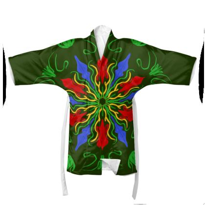 Despeinada Kimono Mode