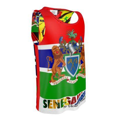 Maillot Hommes  Senegambia SENEGAMBIA FASHION