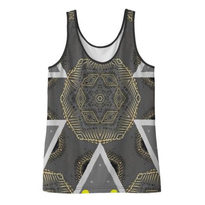 Denge Ladies Vest Top