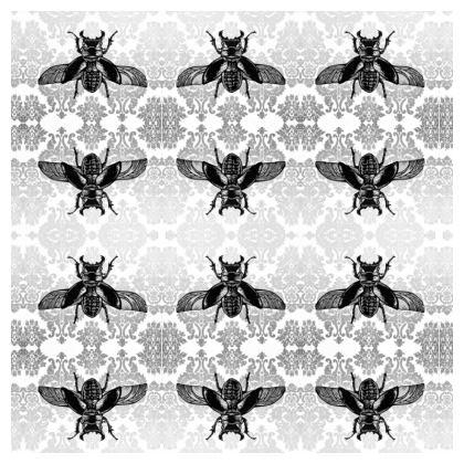 Stag Beetle Cushion