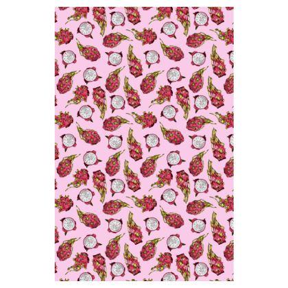 Dragon Fruit Dream Slip Dress