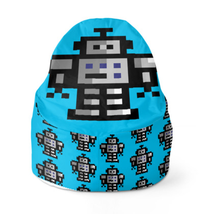 BEAN BAG ROBOTO iii