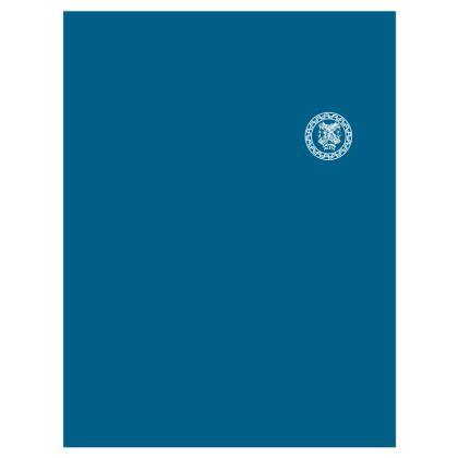 Alesi Apparel Stylish Robes- Blue/White/White