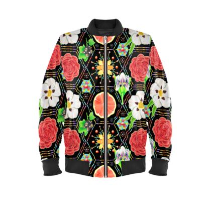 4160 Tuesdays Ladies Bomber Jacket #2