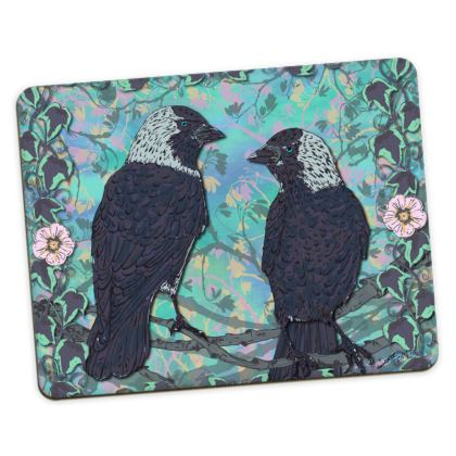Jackdaws Placemats