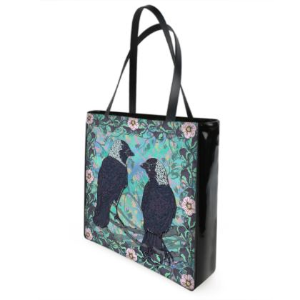 Jackdaws Shopper Bag