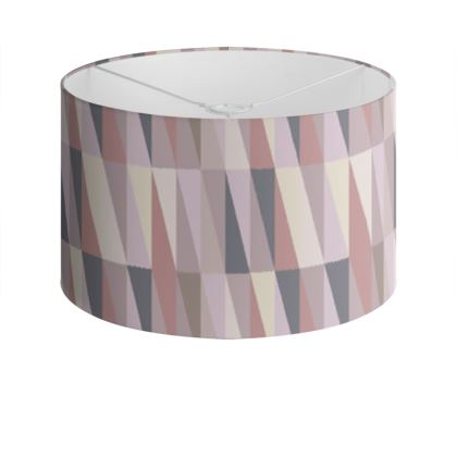Drum Lamp Shade - Go Girl!