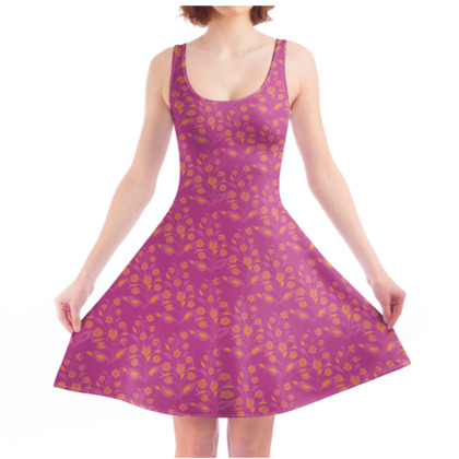 Skater Dress - Santona