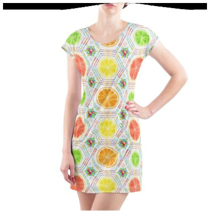4160 Tuesdays Ladies Tunic T Shirt #1