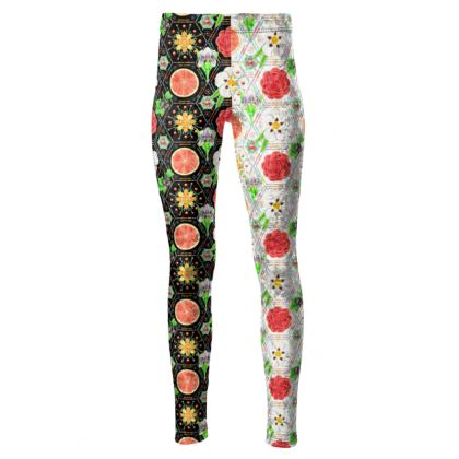 4160 Tuesdays High Waisted Leggings #3