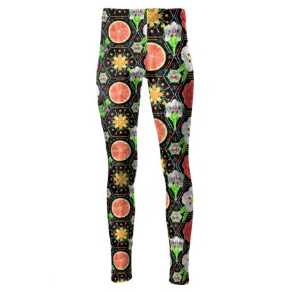4160 Tuesdays High Waisted Leggings #4