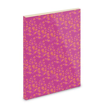 Pocket Note Book - Santona