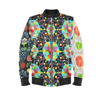 4160 Tuesdays Ladies Bomber Jacket #1