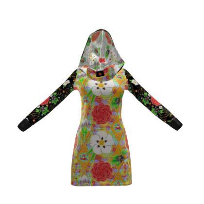 4160 Tuesdays Hoody Dress #1