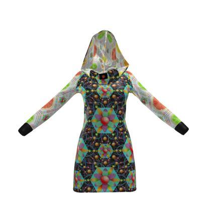 4160 Tuesdays Hoody Dress #2