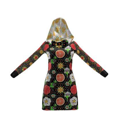 4160 Tuesday Hoody Dress #3
