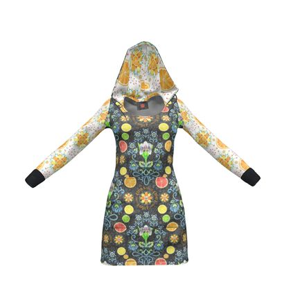 4160 Tuesday Hoody Dress #4