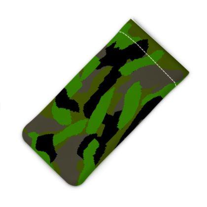 Camouflage Design iPhone Slip Case