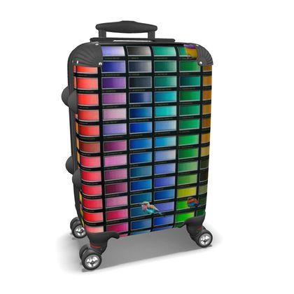 Colour Chart Suitcase