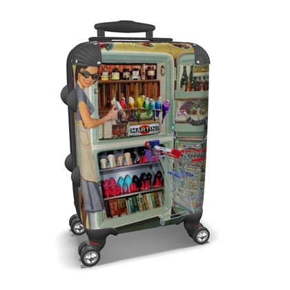 What's in The Fridge Today? Suitcase