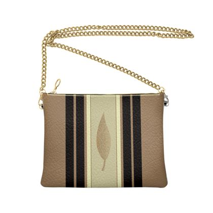 Cross Body Bag - Leafy Hayfa