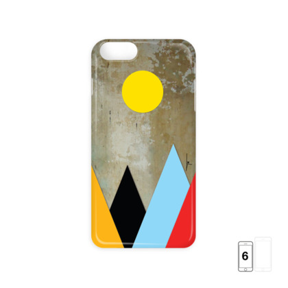 PEAKS BY DAY,  iPhone 6 Case
