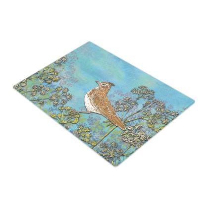 Skylark Glass Chopping Board