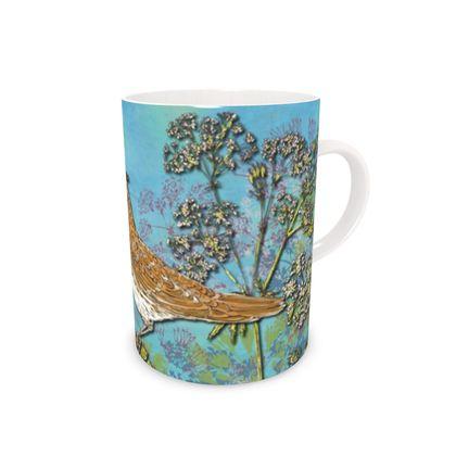 Skylark Bone China Mug