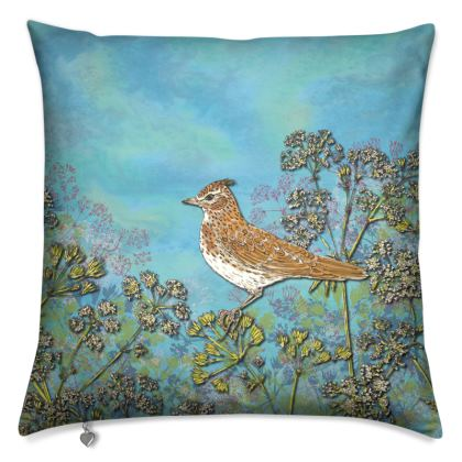 Skylark Cushion