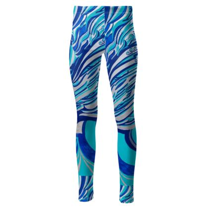 RIVER High Waisted Leggings