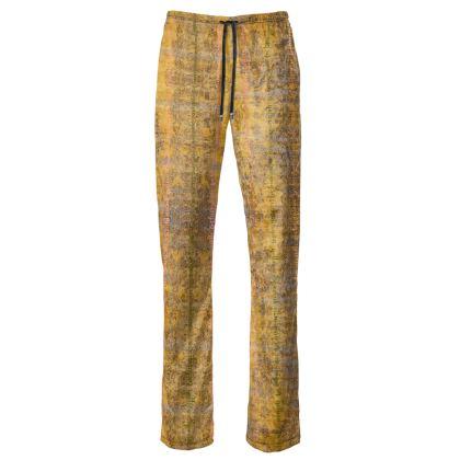 229,- Damenhosen Jump-in trouser YELLOW NATURE Crusaders Velours size M