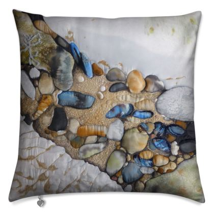 Mussel Rock Pool Cushion