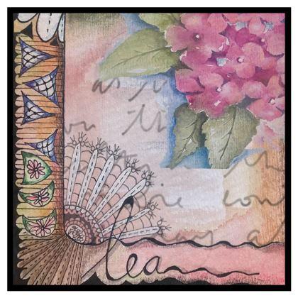 Coasters x4