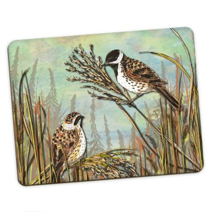 Reed Buntings Placemats
