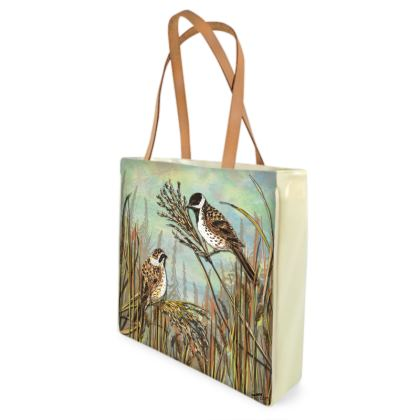 Reed Buntings Shopper Bag
