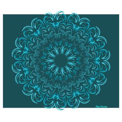 """""""Flor de Agua"""" Kimono mode"""