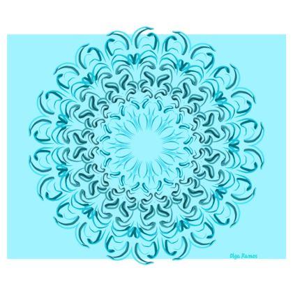 Flor de Agua Kimono mode, de amanecida