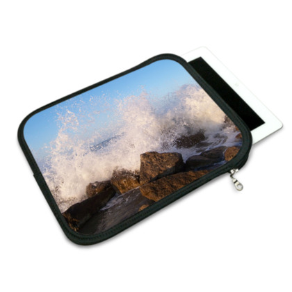 Ocean Photography iPad Slip Case