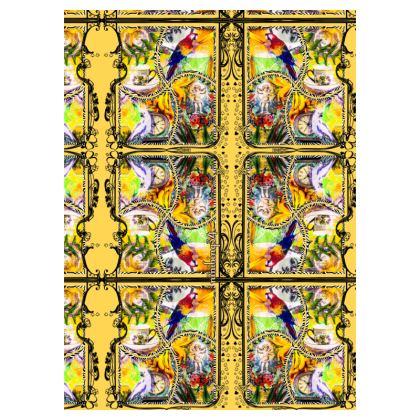 49,- Socken 36 - 39 Crazy parrot socks by #ninibing34socks