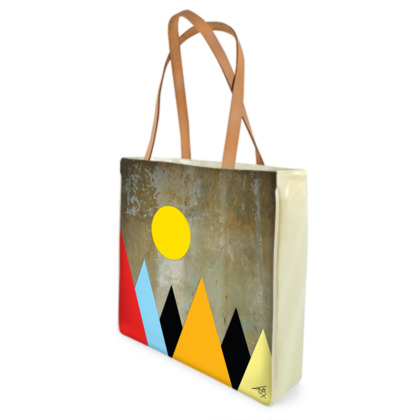 PEAKS BY DAY, Shopper Bags