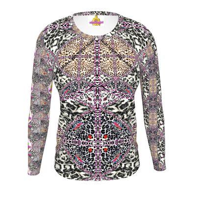 Slim Fit T-Shirt Damen Jaguar