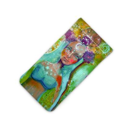 Mermaid soul iPhone Slip Case